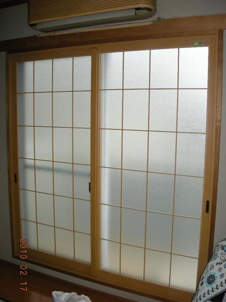 防音断熱内窓サッシ インプラス