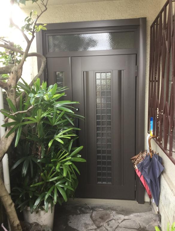 LIXILトステムブランド『リシェントⅡ』玄関ドア
