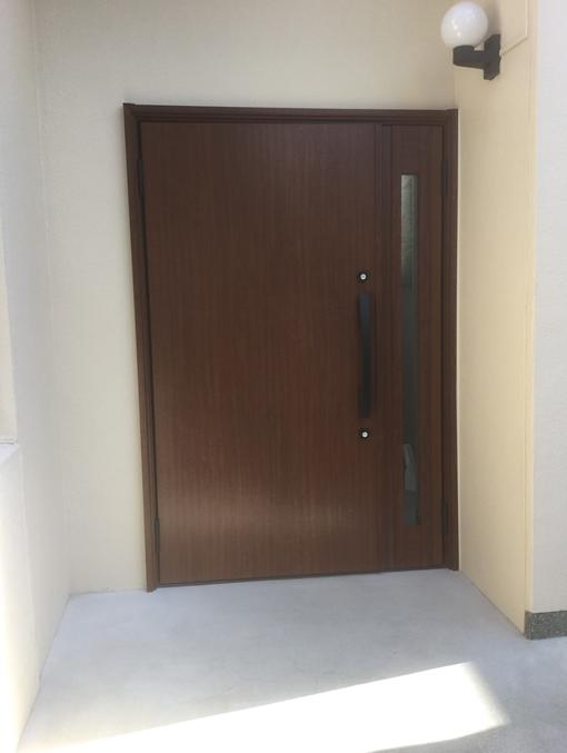 LIXIL 玄関ドア『リシェント』