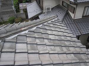 屋根補修工事完了!
