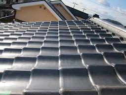 屋根塗り替え工事もやってます!