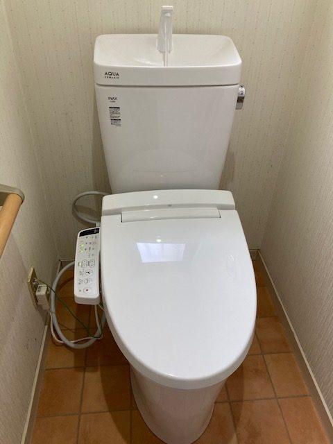 LIXILトイレアメージュZ+シャワートイレKBシリーズ
